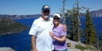 Father's Day at Crater Lake